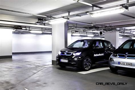 Parking Garage Cars 2015 bmw i3 brings driverless valet parking to ces 2015