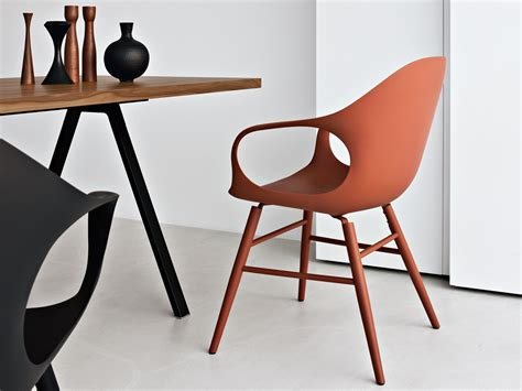 buy the kristalia elephant chair on wooden base at nest co uk