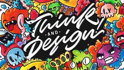 graffiti doodles collaboration ste bradbury design