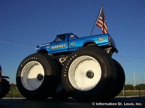 bigfoot truck st louis bigfoot 4x4 in zip code 63042