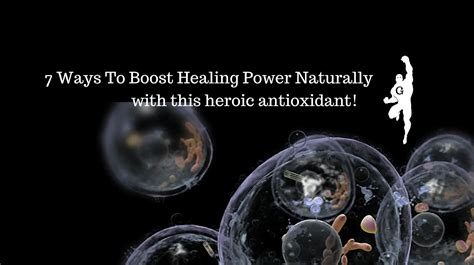 7 Ways To Boost Power 7 ways to boost healing power naturally with this heroic