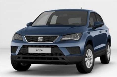 seat ateca blue save 163 2 500 on the seat ateca with 6 0 apr personal