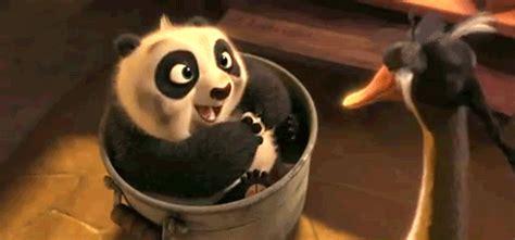 imagenes gif de kung fu panda kung fu panda baby gif find share on giphy
