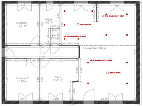 implantation spot plafond emplacement 233 clairage pour r 233 novation de maison 6 messages