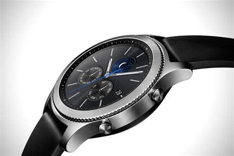 Smartwatch Samsung Gear 3 samsung gear s3 smartwatch hiconsumption