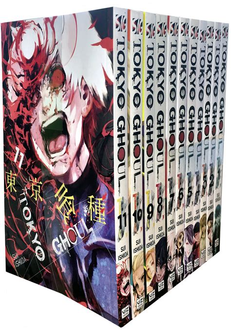 graineliers vol 1 books tokyo ghoul volume 1 11 collection 11 books set children
