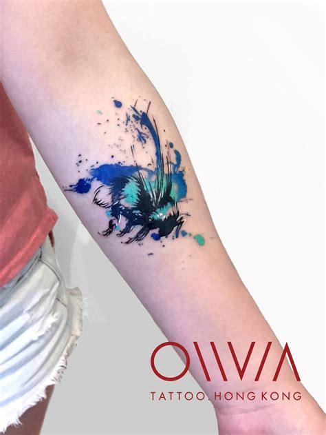 watercolor tattoos hong kong friday s hk studio from hong kong