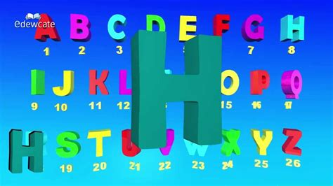 Letter Abcd abcd alphabet songs 3d abc songs for children learning