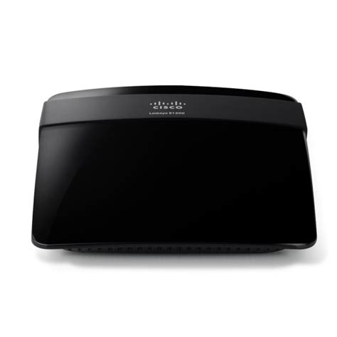 Router Wifi Cisco E1200 linksys e1200 wireless n router wireless router 4 port switch 802 11b g n e1200 ca