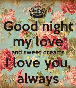 Goodnight Messages To My Love » Home Design 2017