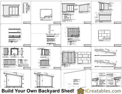tifany now is free plans for a 12x16 storage shed