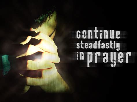 continue steadfastly christian wallpapers
