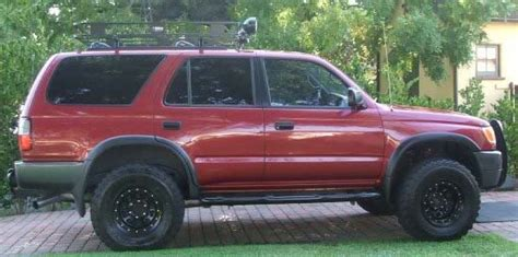 1996 Toyota 4runner Lifted Lift For A 1996 2wd Toyota 4runner Toyota 4runner