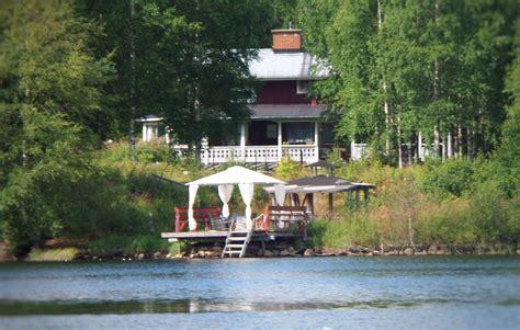 Haus Mieten Am See Niederösterreich by Schweden Urlaub Wundersch 246 Nes Ferienhaus Am See In