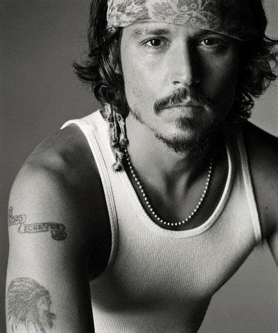 johnny depp cherokee tattoo 17 best images about how you doin lol on pinterest tom