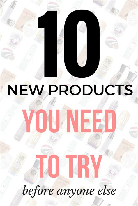 New Products You Ve Gotta Try by Sees In Atlanta 10 New