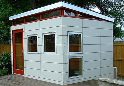 Seattle Sheds by 9 Sources For Midcentury Modern Sheds Prefab Diy Kits