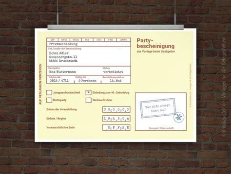 die besten  einladungskarten kostenlos zum ausdrucken