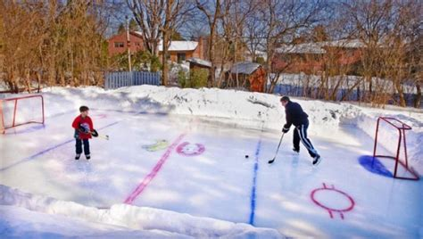 Backyard Rink Forum by Backyard Rink Forum Outdoor Furniture Design And Ideas