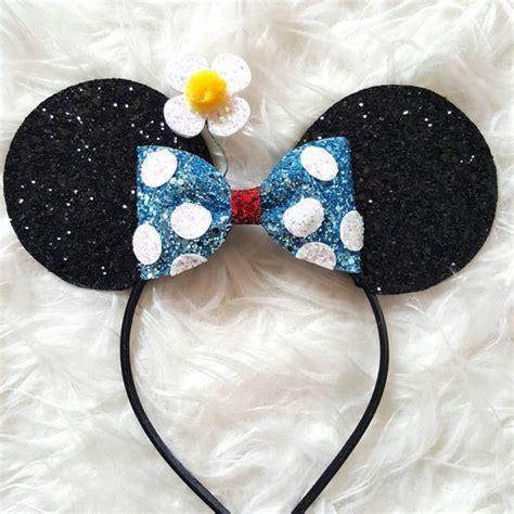 Disney Minnie Ears Headband classic minnie mouse ears headband minnie mouse birthday