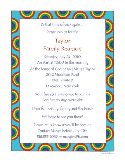 Family Reunion Letter Ideas Letters Font Family Letter Template