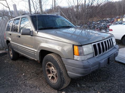 totaled jeep grand cherokee 1998 jeep grand cherokee limited quality used oem