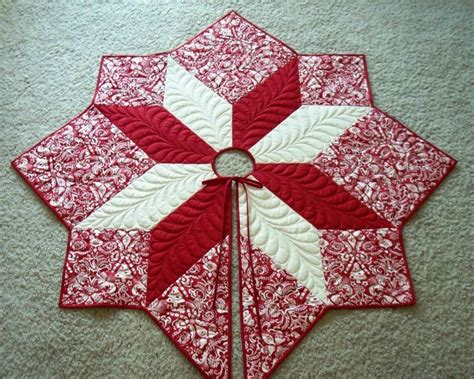 christmas tree skirt crochet pattern free