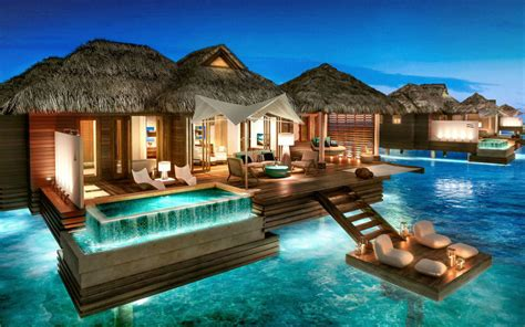 unbelievably affordable overwater bungalows
