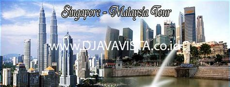 Singapore Tour 4d3n All In paket tour singapore malaysia 4d3n djava vista tours