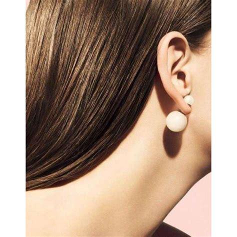 Anting Korea Anting Wanita Perhiasan Anting korean size big pearl earrings anting wanita