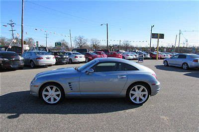 how cars run 2004 chrysler crossfire regenerative braking buy used 2004 chrysler crossfire limited loaded automatic clean carfax mint lo mile 6 375 in