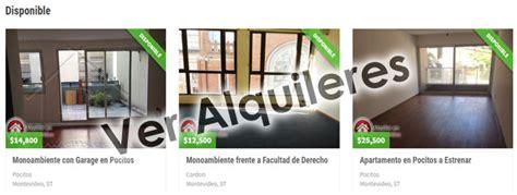alquilar apartamento en montevideo apartamentos para alquilar en montevideo uruguay