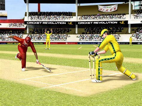 cricket revolution cricket web