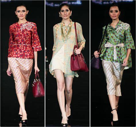 Blouse Batik Kerja Alisa batik modern untuk kerja dan kasual dari danar hadi