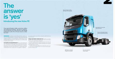 volvo truck corporation volvo trucks corporation the point agency