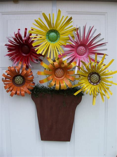 fiori lavoretti per bambini lavoretti per bambini fiori lapappadolce