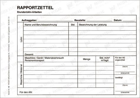 Word Vorlage Kündigung Zeitschriften Abo rapportzettel patzer verlagpatzer verlag