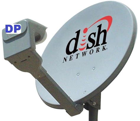 dish network satellite 500 dp pro lnb pole mount rv tailgater cer 119 tv ebay