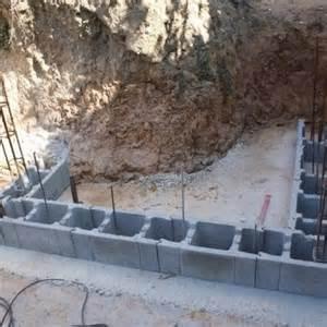comment construire un mur de sout 232 nement mat 233 riels
