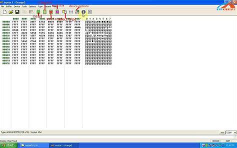 34 revision v1 201 tape par 233 tape pour installer oem orange5 logiciel de