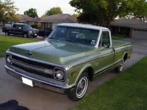 Chevrolet 1970 Truck 1970 Chevrolet C 10 Fleetside 64331