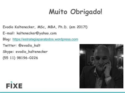 Mba In Person Vs Skype by Webinar Fixe O Impacto Da Estrat 233 E Da Governan 231 A