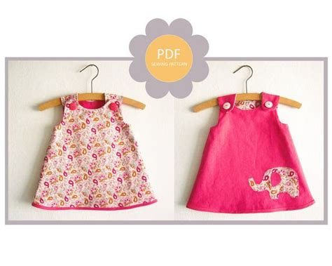 a line dress pattern tutorial toddler dress pattern girl reversible a line dress pattern toddler dress pattern