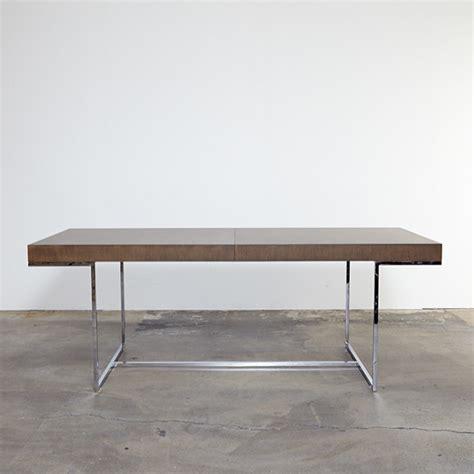 B B Italia Dining Table B B Italia Athos Extendable Dining Table Modern Dining Tables Other Metro By Modern Resale