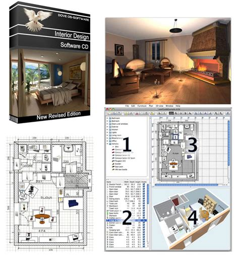 list of 3d home design software 3d interior design cad house home designer software