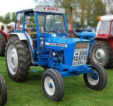 Ford 2000 3000 4000 5000 7000 Tractor Workshop Service
