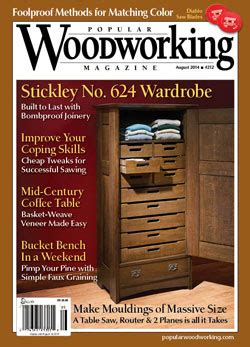 Popular Woodworking Sweepstakes 2014 - august 2014 212 popular woodworking magazine