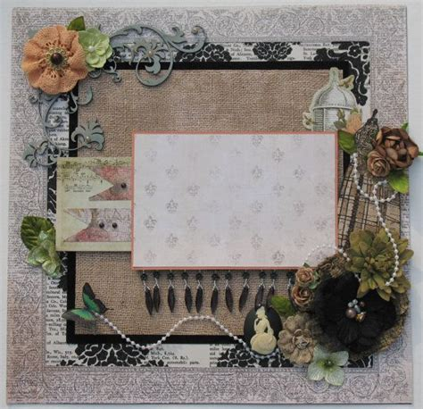 sketch album scrapbooking 17 best images about scrapbook ideas on custom