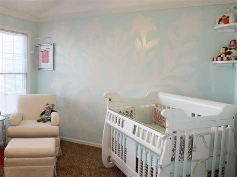 Color Pared Habitacion Bebe #4: Decoracion-pared-dormitorio-bebe.jpeg
