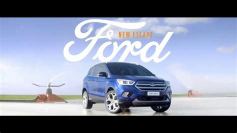 ford tv commercial new ford escape suv come out and play tv commercial 2016